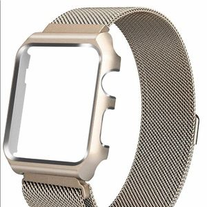 Apple Watch 3 Gold 38mm Band